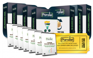 parallel profits coupon code